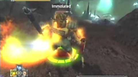 Jade Empire Dire Flame