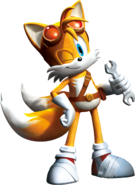 Tails Sonic Boom V2