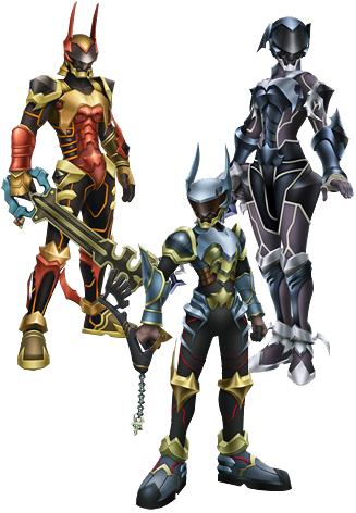 Keyblade Armor | Jaden's Adventures Wiki | FANDOM powered ...  Keyblade Armor ...