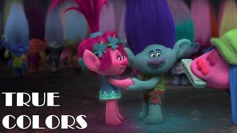 True Colors - Branch And Poppy (TROLLS) Music Video