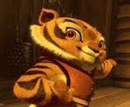 Young Tigress