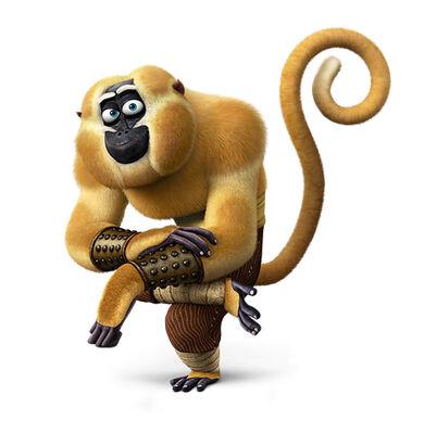KFP - Master Monkey