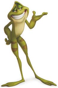 Frog-Naveen