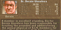 Dr. Bernie Gloveless