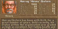 "Murray ""Moses"" Ebstern"