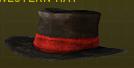 Veteran western hat r pic