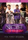 NCIS New Orleans Season 1 DVD cover