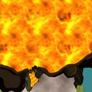 Brink volcano map 1