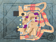 Strip mine map