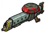 Scatter Gun concept art