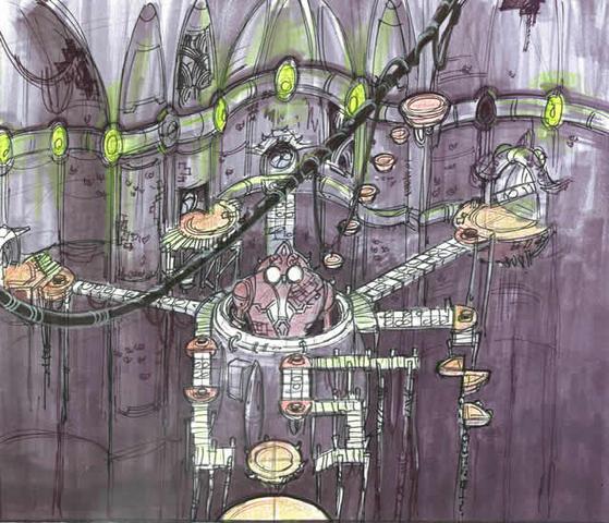 File:Gol and Maia's citadel concept art.png