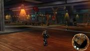 Phantom Blade lower deck