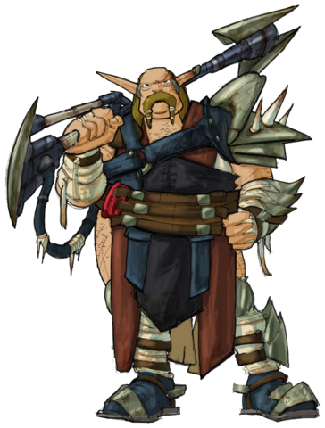 File:Kleiver from Jak 3 concept art.png
