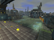 Haven City (race track) render 2