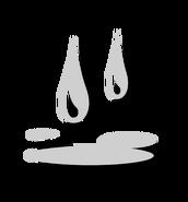 Oil slick icon