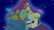 Treasure Tooth &Peg-Leg Peg-Pirate Ghost Story01