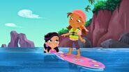 Izzy& Marina-Surfin' Turf01