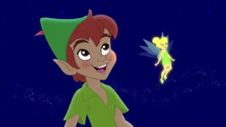 Tink- jake's never land rescue11