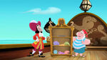 640px-Hook and Smee with the shell collection