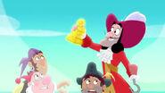 Hook&crew-The Golden Smee!