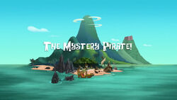 The Mystery Pirate!