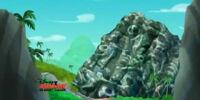Pile-O-Bones Mountain