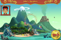 Never land-Jake's Treasure hunt01