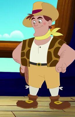 Brewster the Beast Trapper Profile