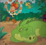 JakeSkully&Tick-Tock Croc-RockTheCroc