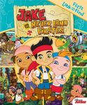 My First Look Find Jake and the Neverland Pirates