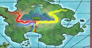 Map-Surfin' Turf