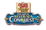THE GREAT NEVER SEA CONQUEST logo