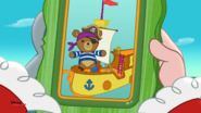Captain Cuddly Bear&S.S Binky-Hook's Treasure Nap