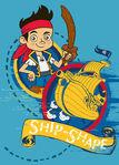 Jake ship-shape