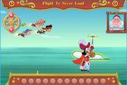 Groupshot-Izzy's Flying Adventure