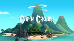 Cap'n Croak