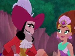 Hook&Queen Coralie-The Mermaid Queen's Voice
