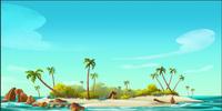 Far Faraway Island