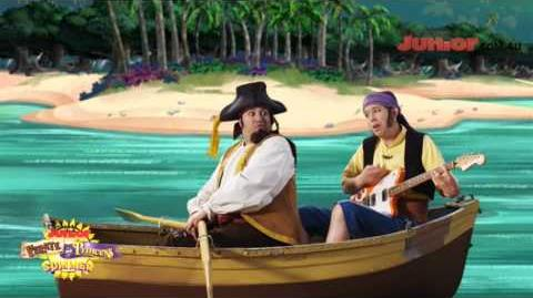 Jake and the Never Land Pirates - Song When the Rainbow Lands - Disney Junior Official