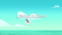 Basketballs Aweigh!