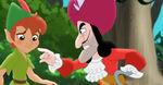 Peter&Hook-Peter Pan returns10