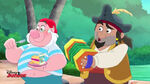 Smee&Sharky-Jake's Awesome Surprise