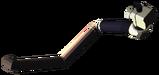 Brown Pipe Carburettor