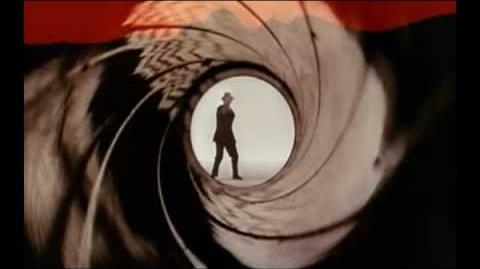 1963 - James Bond - From Russia with love title sequence