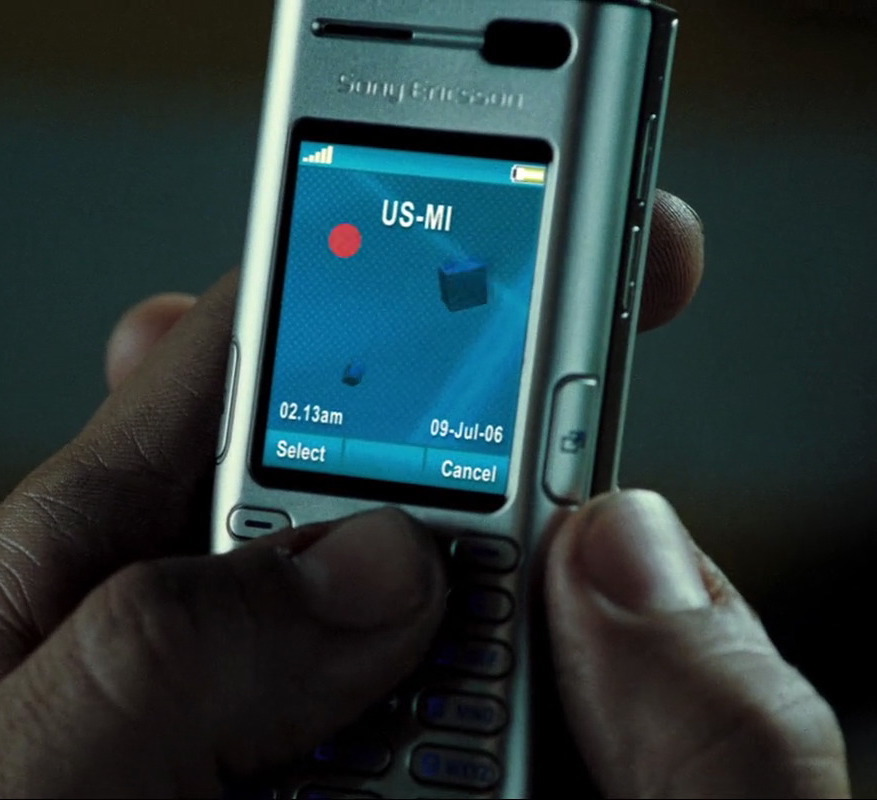 Gadgets - CR - Detonator Phone
