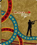 Casino Royale (2015 Blu-ray SteelBook)