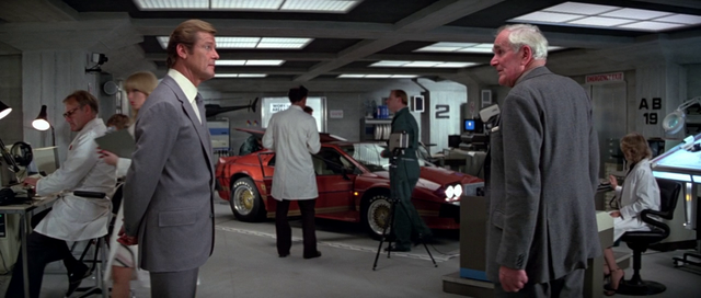 File:For Your Eyes Only - Bond's second Lotus in Q-Branch.png