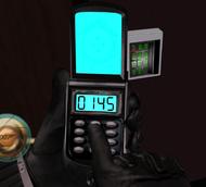 Decryptor, active (Nightfire, GC)