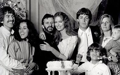 Ringo barbara bach wedding