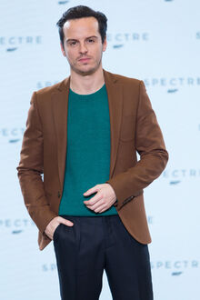Spectre press conference - Andrew Scott